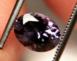 1.64 Carat VVS1 African Tanzanite - Gorgeous