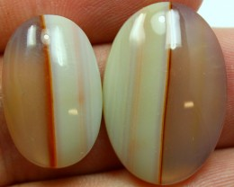 Banded Agate Pairs