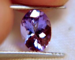 1.96 Carat VVS Tanzanite Beauty