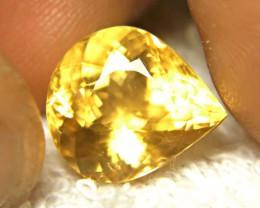 11.71 Carat VVS Golden Calcite - Gorgeous