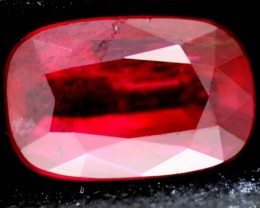 2.02 cts CERTIFIED UNHEATED RED PINK BRIGHT  RUBY 2.02CTS TBM-1968