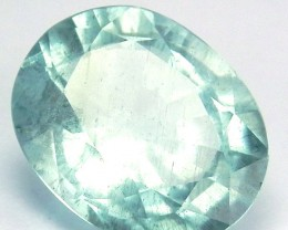 3.82 Cts Natural Pariba Green Aquamarine Brazil Gemstrone 1$