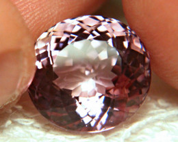 13.17 Ct. VVS1 Natural, Untreated Brazil Ametrine - Gorgeous