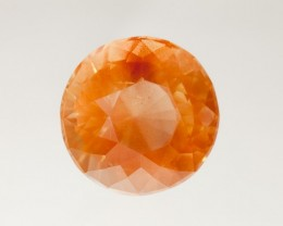8ct Oregon Sunstone, Peach Round (S657)