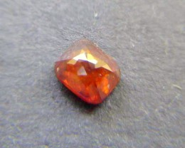 NATURAL-RAREST REDBROWNDIAMOND-1CTWSIZE-1PCS