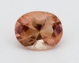 1.15ct Oregon Sunstone, Pink Oval (S682)