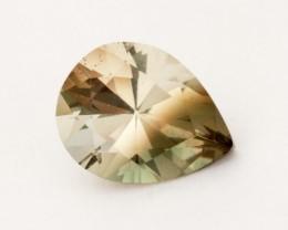 1.6ct Oregon Sunstone, Bicolor Champagne Pear (S683)