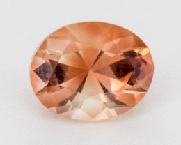 1.1ct Oregon Sunstone, Peach Oval (S750)