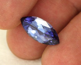 VVS CERTIFIED TANZANITE STONE - EXCELLENT [ZST299]