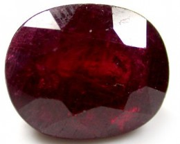 NATURAL GEM RUBY 4.70 CARATS RO 1184