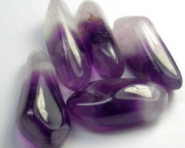 DOGS TOOTH AMETHYST  PARCEL 46 CTS [MGW1045 ]