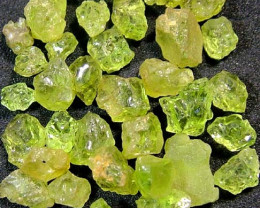 25 CTS PERIDOT ROUGH (PARCEL) LG-1527