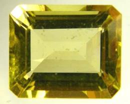[SG] VS GOLDEN GREEN QUARTZ 6  CTS [S1251 ]