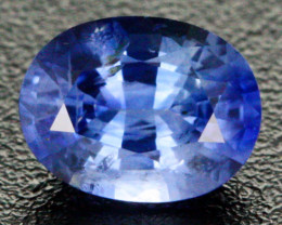 1.23 CTS VS CERTIFIED HEATED BLUE CEYLON SAPPHIRE [CDS179]