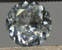 NATURAL COLORLESS SAPPHIRE 1.25CTS TBM-441