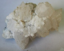 68g CALCITE ON DOLOMITE SPECIMEN FROM MACEDONIA HELLAS !!