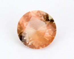 1.2ct Oregon Sunstone, Peach Round (S792)