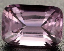 3.58 cts VVS CERTIFIED Purple Spinel from Burma (SNPU12)