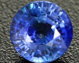 1.11 cts VVS CERTIFIED Blue Ceylon Sapphire (CDS169)