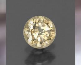 Cognac Color Diamond - .53cts - Argyle Mine Australia