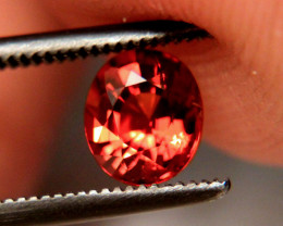 1.0 Carat VVS Orange Spessartite Garnet - Stuuning Beauty