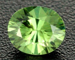 0.75 CTS VVS CERTIFIED BRIGHT GREEN DEMANTOID GARNET [GND30]