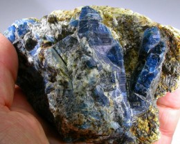 310 GRAMS  AFGHANITE - RARE  SPECIMEN COLLECTORS GEM [DISPL]