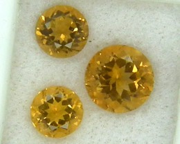 CITIRINE FACETED  PARCEL NATURAL 5.88 CTS  RNG-264
