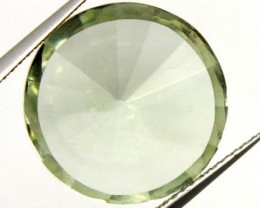 10 CTS  GEMSTONE CARVED GREEN QUARTZ  CG-1837