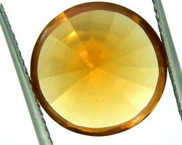 GEMSTONE CARVED CITRINE 9 CTS   CG-1518