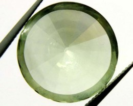 9.5 CTS GEMSTONE CARVED GREEN QUARTZ  CG-1519
