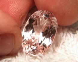 19.65 Carat Pink VVS1 Himalayan Kunzite - Lovely