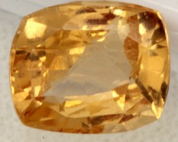 HESSONITE GARNET SRILANKA 4.7  CTS GNH0002-SGC-883