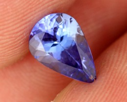 1.25 CTS VVS TANZANITE STONE - EXCELLENT CUT [TAN34]