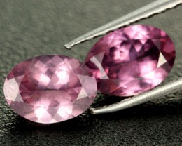 2.16 CTS VS ROSE GARNET FROM AFRICA [GAR20]