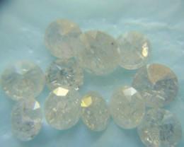 NATURAL WHITE DIAMONDS-2CTWLOT-7PTS-10PTS-NR,LOWESTDEAL
