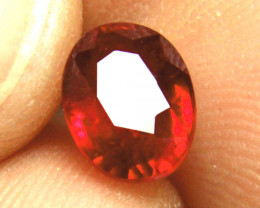 2.58 Carat Fiery Pigeon Blood Ruby - Gorgeous