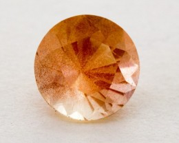 1ct Oregon Sunstone, Peach Round (S794)