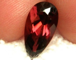 CERTIFIED - 3.97 Carat VS Rubellite Tourmaline - Beautiful