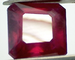 2.59ct Quality well Cut Pigeon Blood African Ruby A664