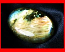118cts 43mm Large Pendant Labradorite Stone Z2