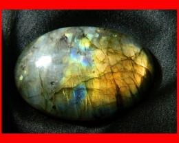 140cts 48mm Large Pendant Labradorite Stone Z15