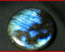 109cts 39mm Large Pendant Labradorite Stone Z31