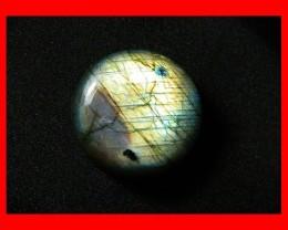 65cts 29mm Large Pendant Labradorite Stone Z35