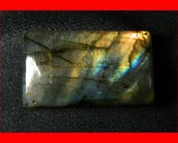 92cts 39mm Large Pendant Labradorite Stone Z37