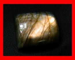 69cts 28mm Large Pendant Labradorite Stone Z39