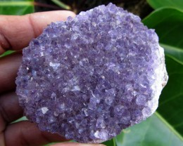 1225 CTS   AMETHYST DISPLAY SPECIMEN    MS1834