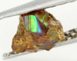 0.84 CTS RARE RAINBOW GARNET SPECIMEN  FROM JAPAN [MGW3487