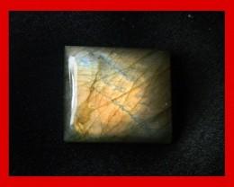 34cts 20mm Large Pendant Labradorite Stone Z178