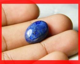 18mm Natural Lapis Lazuli Cab Stone Z204